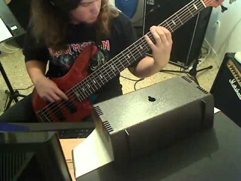 Obscura - Incarnated Bass Cover