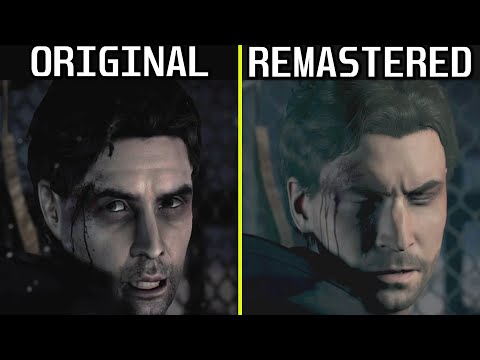 Технические детали Alan Wake: Remastered – разрешение, частота, графические изменения
