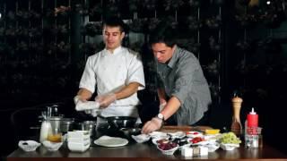 Короли Сковороды - Пилотный выпуск - Или как приготовить омлет с овощами