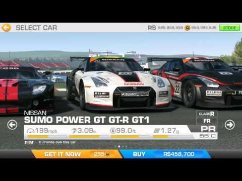 Real Racing 3 - Exclusive Series (BMW M3 GTS) - Elite Series (Lamborghini Murcielago R-SV GT1