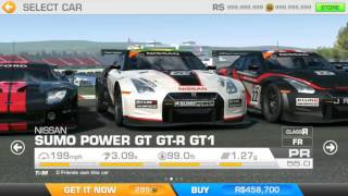 How to start your On line Multiplayer career in Real Racing 3