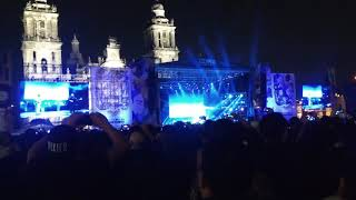 Here comes your man Pixies ZOCALO 10/11/2018