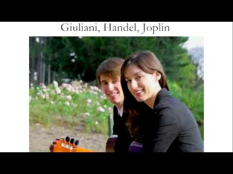 Duo Transatlatique Baltimore MD Classical Guitar Recitals