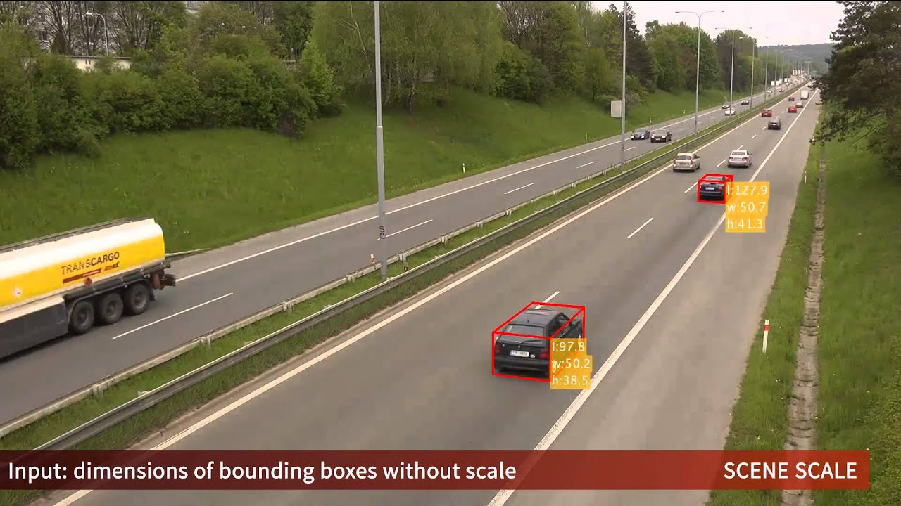Automatic Camera Calibration for Traffic Understanding [BMVC 2014]