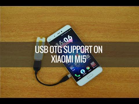 USB OTG Support on Xiaomi Mi5