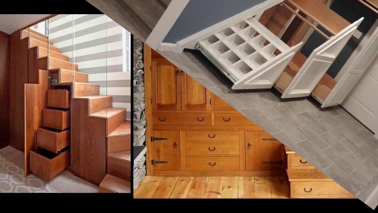 19 Awesome Under Stairs Storage Ideas Bookshelf Closet Room | Wardrobe Design Under Stairs | Shoe Rack | California Closets | Shoe | Space | Stairs Storage Solutions
