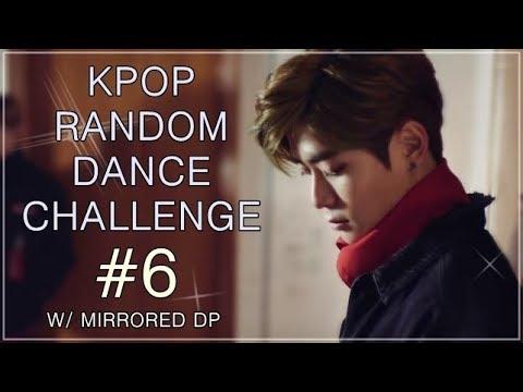 KPOP RANDOM DANCE CHALLENGE #6 | w/ mirrored DP
