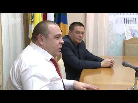 Пресс-конференция главы города Невинномысска