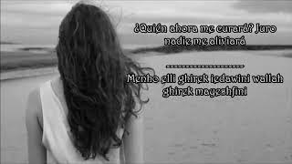 Cancion árabe ( Rah Aazze Ennas ) subtítulos en español
