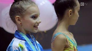 Закрытие чемпионата Карагандинской области по художественной гимнастике
