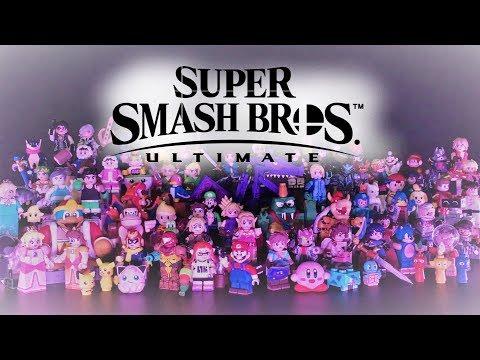 LEGO Super Smash Bros. Ultimate Figures! thumbnail