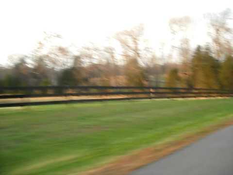 Driving through Goochland Co. Virginia
