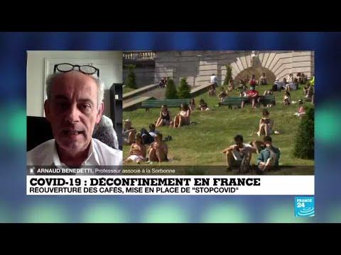 """Deuxième phase du déconfinement en France: """"un quasi retour à la normale"""""""