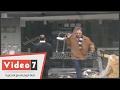 إزالة كافيه كييف بمصر الجديدة بعد مقتل محمود بيومى