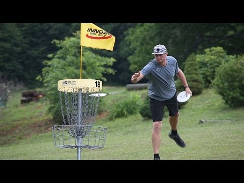 2014 High Country Disc Golf Championship: Round 1 (Day, Henson, Koling, Laws, Warren)