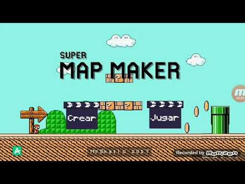 Super map maker (MARIO MAKER NO ANDROID ) on rim maps, pcs maps, gaming maps, panoramio maps, gogole maps, chrome maps, mmo maps, worldbuilding maps, n95 maps, firefox maps, outlook maps, zte maps, wikimedia maps, bing maps, waze maps, apple maps, most famous maps, brazil maps, lg maps, angularjs maps,
