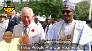 Prince Charles Visit: Nigeria Is Still British Colonial Territory - Nyesom Wike Fumes