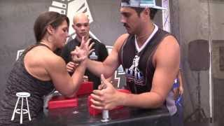 Barstool Sports Bro Show Featuring The Ultimate Armwrestling League (ual)