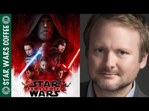 Rian Johnson Responds to  Criticism About The Last Jedi!