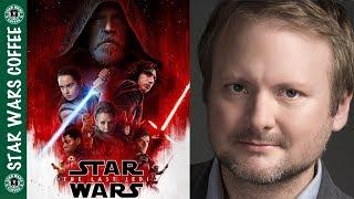 Rian Johnson Responds to Fan Criticism About The Last Jedi!