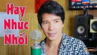 hỒ QuAng 8 hát về Tuổi Học Trò Hay Nhức Nhối   Lưu Bút Ngày Xanh