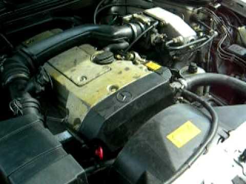 Nierówna praca M111 2.2 W124 E220