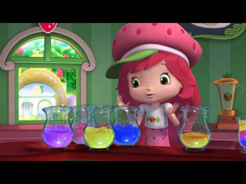 Strawberry Shortcake: The Berry Big Help