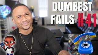 Dumbest Fails #41 of 2016 | Reading Dumb Posts and Call Ended Memes(Official