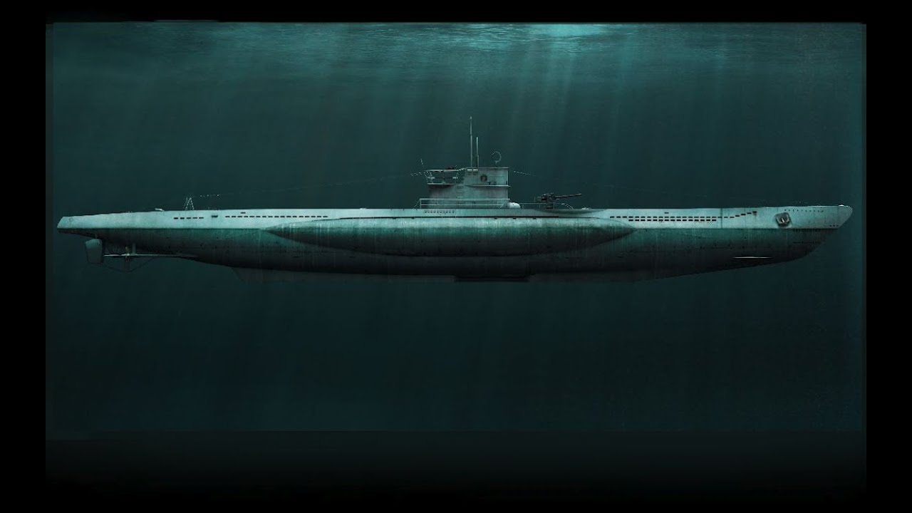 Silent Hunter 3 моды Атомные Лодки