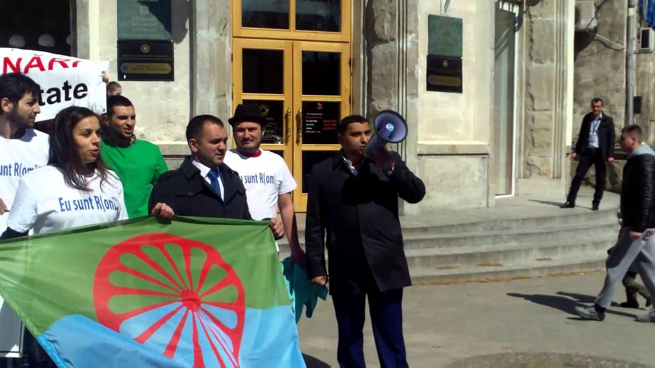Ziua internațională a romilor marcată la #Km0