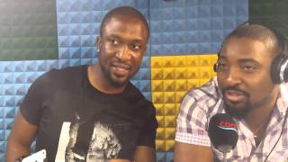 Darey Premiers The #DareyNaked Album On GMNS #MADAmusic ( PT2)