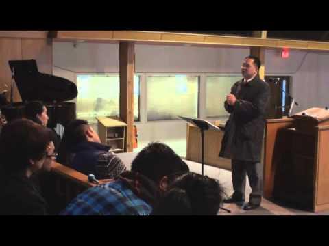 God's Perspective On Sin - Ken Wong (Sermon at ECBC Oct 28, 2012)