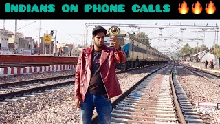Indians On Phone Calls || Comedy Video || Yogesh Kathuria