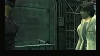 Metal Gear Solid-Love on a battlefield