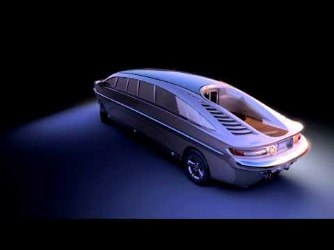 Nouvoyage Limousine Tender 33  -  360 degree exterior