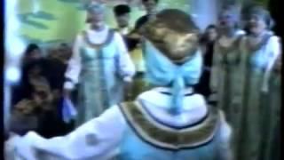 Покровская свадьба с.Сомино, Бокситогорский район, Ленинградская обл.