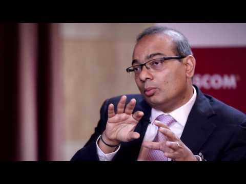 Keshav Murugesh, Group Chief Executive Officer, WNS Global Services || NILF 2017