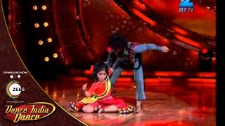 DID L'il Masters Season 3 - Episode 21 - May 10, 2014 - Anushka and Anudita