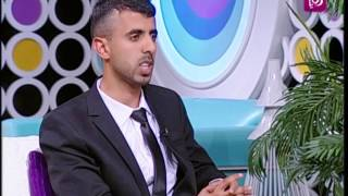 الحاضنة الشبابية للإبداع والتميز - ابراهيم مبارك، ياسمين عتيق وعبد الرحمن برميل