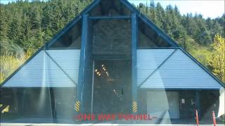 ALASKA 2018 WHITTIER TUNNEL THE HUMAN MARVEL - 4. PART