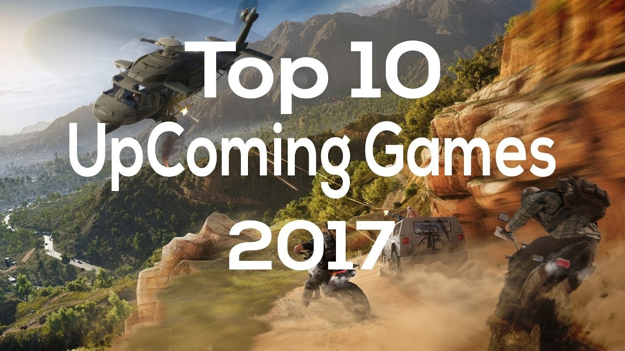 Top 10 Upcoming Games In 2017 For Android Ios Youtube