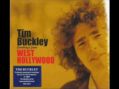 Tim Buckley - Greetings From West Hollywood (1969) [Full Album]