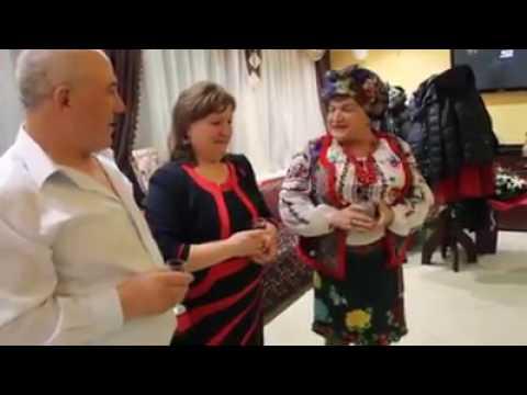 Коля Сердючка - тамада из Одессы.