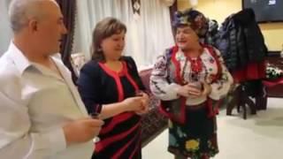 """Коля """"Сердючка"""" - тамада из Одессы."""