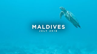Maldives - July 2018