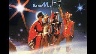 Boney M - Nightflight  To Venus =  Rasputin