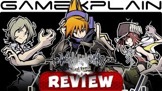 The World Ends With You: Final Remix - REVIEW (Nintendo Switch)