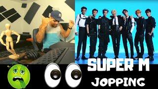Gambar cover SuperM 슈퍼엠 'Jopping' MV - KITO ABASHI REACTION