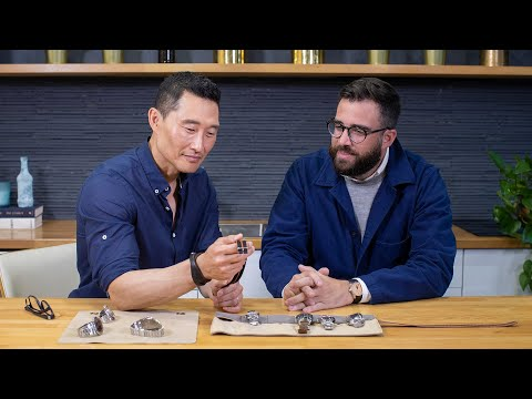 Talking Watches With Daniel Dae Kim