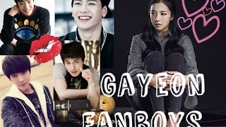 Song Ga Yeon fanboys